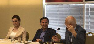 Chp İstanbul Mv .Adayı Prof.Dr. İbrahim Kaboğlu ,Yedpa Esnaflarını ziyaret etti…