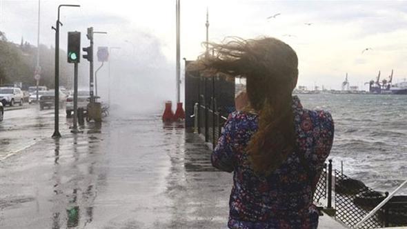 Meteoroloji'den son dakika fırtına uyarısı!