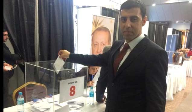 Ataşehir'in Ak Parti İlçe Başkanı İlk Adayı Belli Oldu. Sizden Biriyim