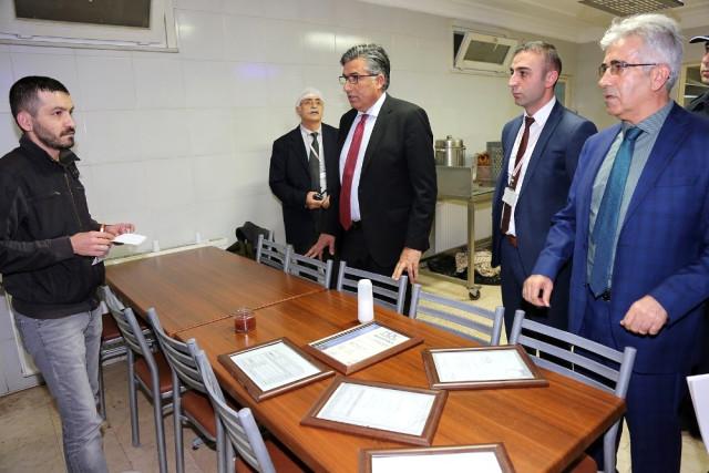 Ataşehir Belediyesi, Halk Sağlığı İçin Denetimde.