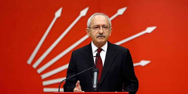 Kılıçdaroğlu:Hiçbir belediye başkanımız suçlu değildir Dedi .Ataşehir Belediyesi Yeni Çamlıca Ve İki Mahallenin Tapusuna Göz Dikti.