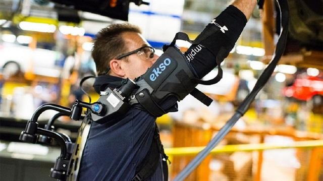 DİĞER Yarı robot işçiler çalışmaya başladı