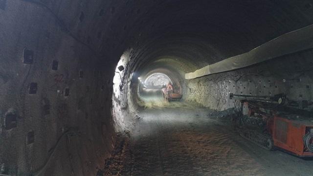 TÜRKİYE EKONOMİSİ Mevlana Tüneli 2018'de açılıyor