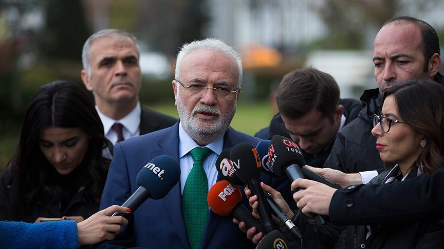 AK Parti Grup Başkanvekili Elitaş: MHP'nin milliyetçiliğinden ben rahatsız değilim