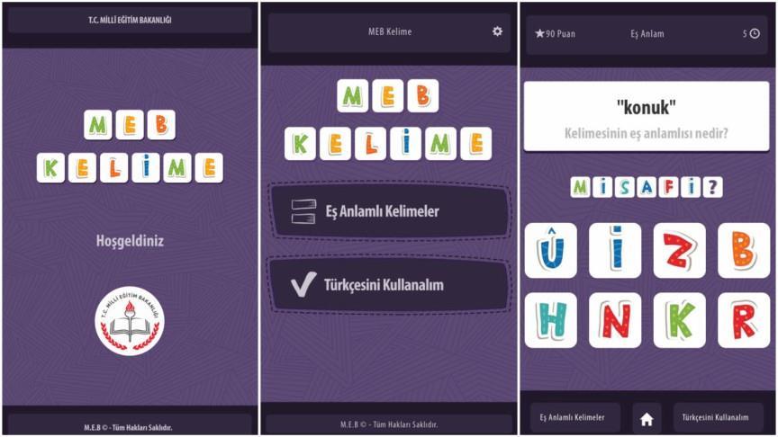 MEB'den eğitimde 'mobil oyun' dönemi