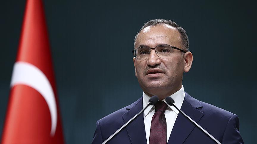 Başbakan Yardımcısı Bozdağ: Kılıçdaroğlu, iftirasının hesabını yargı önünde verecektir.