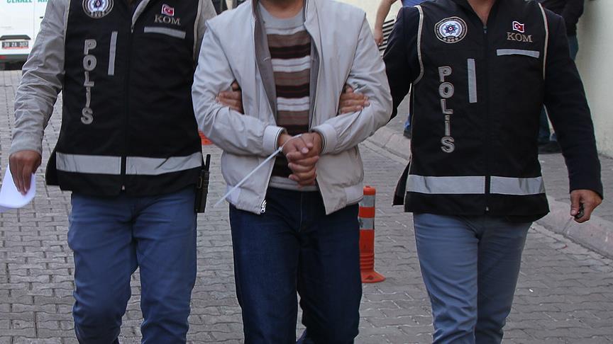 Eskişehir'de FETÖ şüphelisi teğmen gözaltına alındı