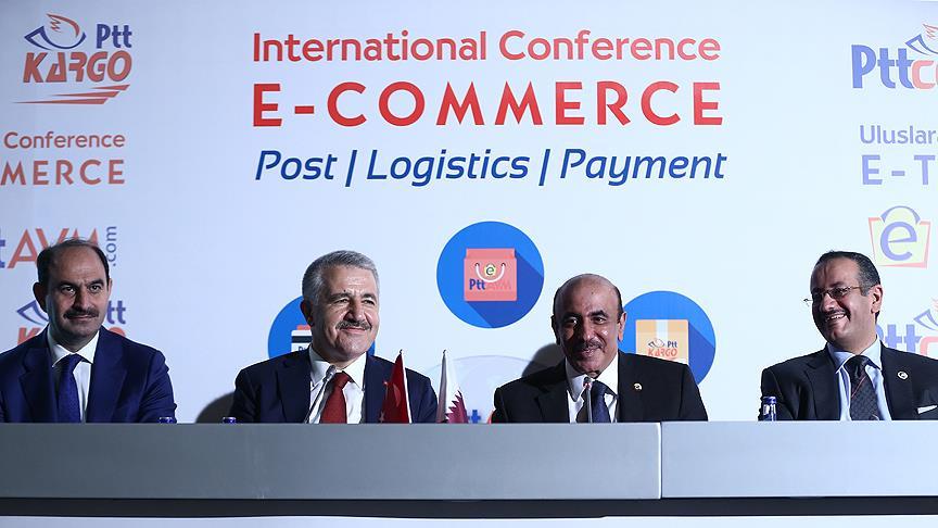 Katar'la e-ticaret başlıyor