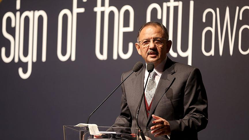 Bakanı Özhaseki: Deprem konusunda tedbir almamız gerekiyor