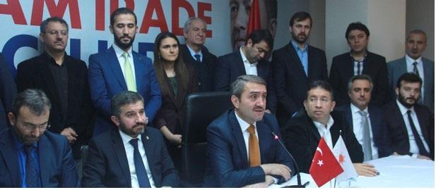 Ataşehir Belediyesi Başkanı Vekil Adayını , Dr.Selim TEMURCİ Açıkladı.