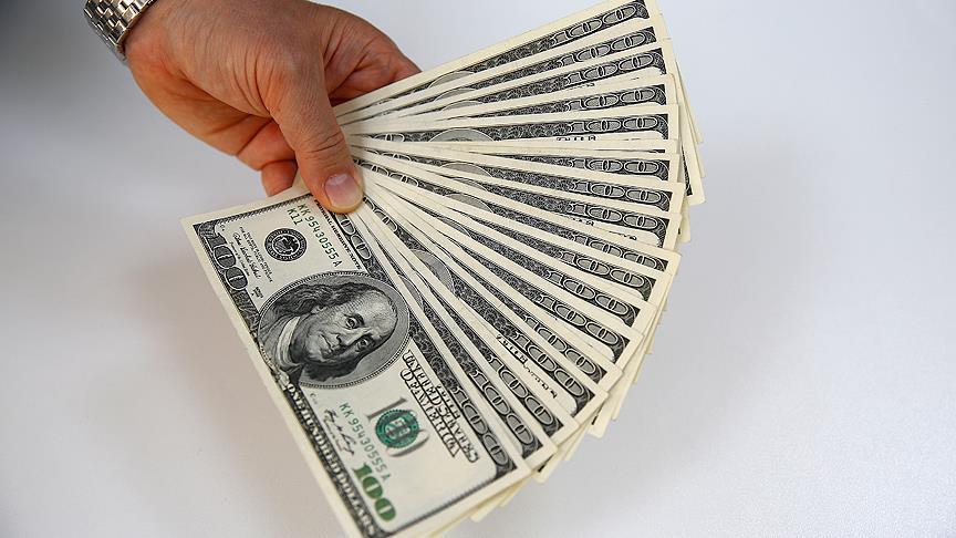 Dolar/TL düşüşünü devam ettiriyor