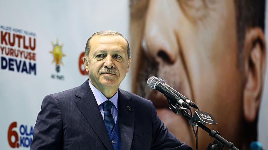 Cumhurbaşkanı Erdoğan: Kurulan oyunların hepsi çöküyor.