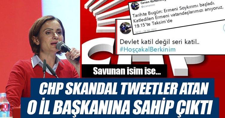 CHP ,skandal tweetler atan o il başkanına sahip çıktı. Atatürkçü Kesimden Tepki Nereye gidiyor…
