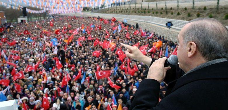 Cumhurbaşkanı Erdoğan'dan Burseya Dağı mesajı.