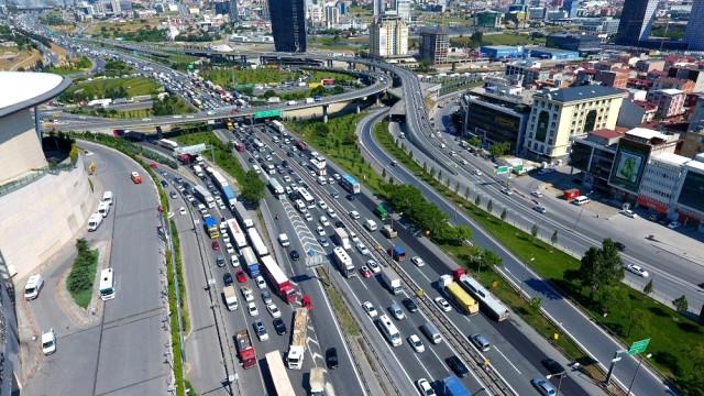 Ataşehir ; İstanbul'da Bugün Bu Yollara Dikkat