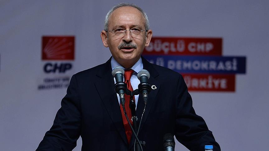 Kılıçdaroğlu yedinci kurultayına hazırlanıyor