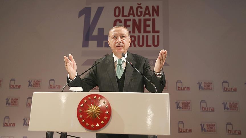 Cumhurbaşkanı Erdoğan: Zihnini ABD'deki bir şarlatana adayan mankurtlardan bilim adamı olmaz