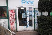 Fransa'da terör örgütü PYD/PKK yandaşlarından camiye saldırı