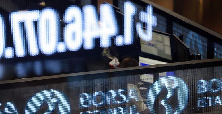 Borsa 120.000 puanın üzerini gördü