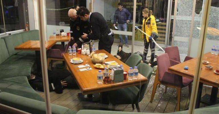 İstanbul'da sabaha karşı çorbacıda çatışma çıktı!