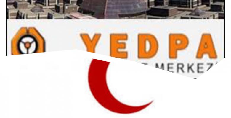 Ataşehir Yedpa Ticaret Merkezi ; Kızılay Kampanyası ile Yine Bir Kan ,Üç Can Dedi..