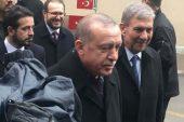 Cumhurbaşkanı Erdoğan'dan  Tedavi Gören Kadir Mısıroğlu'na Ziyaret.