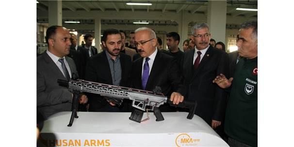 Kalkınma Bakanı Lütfi Elvan Beyşehire Çıkarma yaptı.Mehmeciğin Silahları Yakında Burada Üretilecek .