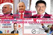 Ataşehir Belediye Başkanları Bizi Kandırdı  2019  Seçimlerinde Tatildeyiz.