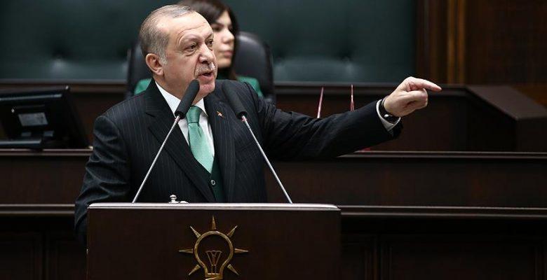 Cumhurbaşkanı Erdoğan: Afrin şehir merkezinin kuşatmasına geçilecek