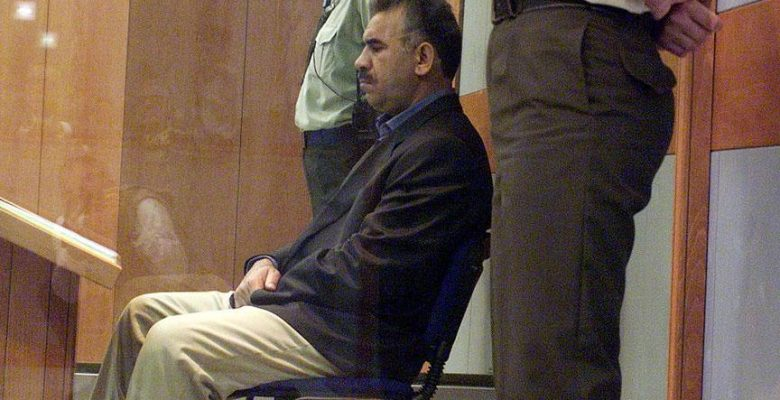 FETÖ üyesi elektrik mühendisi İmralı'da Öcalan'la görüşmüş