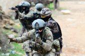 Afrin'de etkisiz hale getirilen terörist sayısı 2872 oldu
