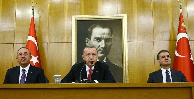 Cumhurbaşkanı Erdoğan: Avrupa Birliği ile görüşmelerimizi sürdüreceğiz