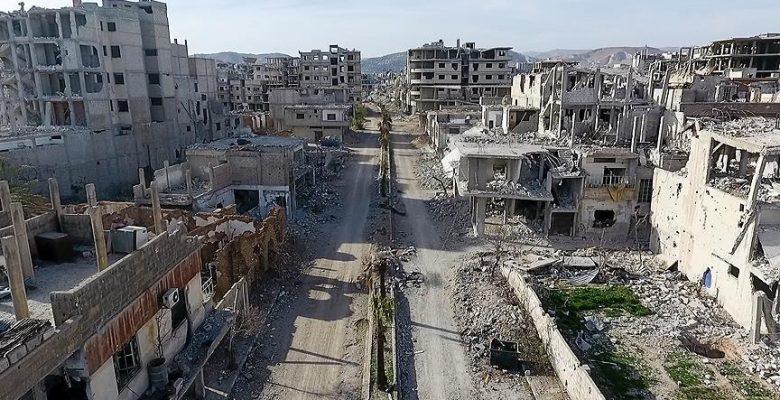 Esed rejimi ve destekçileri Doğu Guta'yı üçe böldü