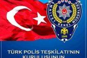 Türk Polis Teşkilatı'nın Kuruluşunun 173. Yılı Kutlu Olsun