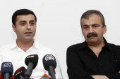 HDP'li Demirtaş ve Önder hakkında hapis istemi