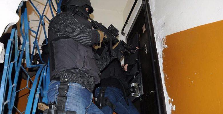 Terör örgütü DEAŞ'ın para kasası çökertildi