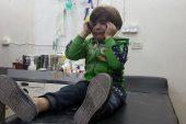 Esed rejimi Suriye'de 214 kez kimyasal silaha başvurdu