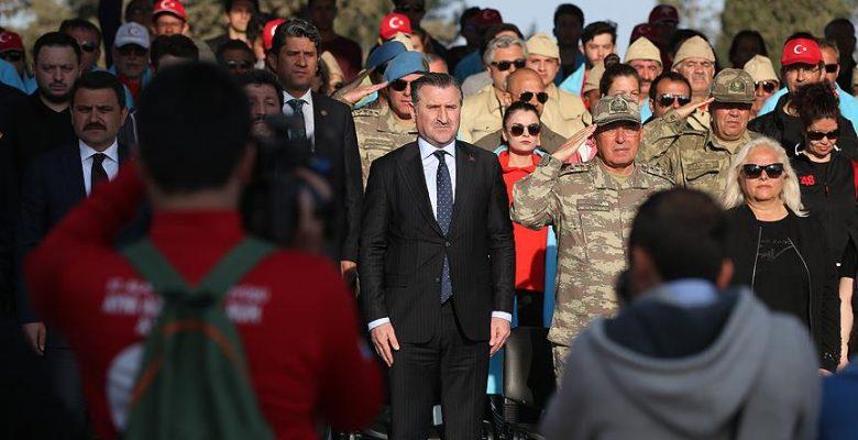'Milletin yüreğindeki Seyit Onbaşılar ayağa kalkacaktır'