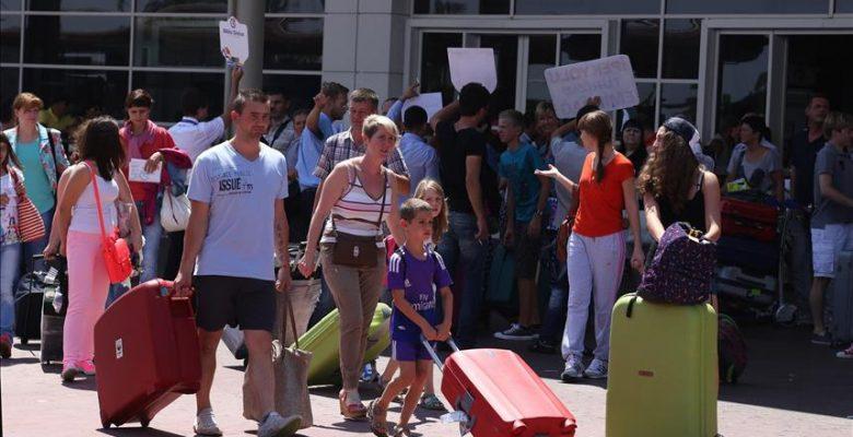 Rus turistlerin yarısı mayısta Türkiye'yi tercih etti