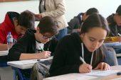 Ortaöğretim Kurumları Merkezi Sınavı için ek süre