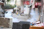 İsrail askerlerinden Filistin mülteci kampına baskın