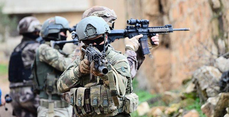 Bir haftada 22 terörist etkisiz hale getirildi