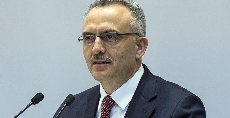 Maliye Bakanı Ağbal'dan 'bütçe' açıklaması