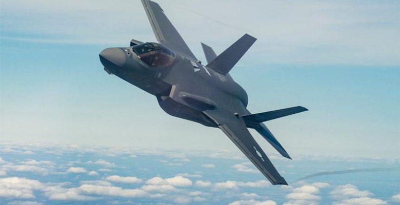 Türkiye'nin ilk F-35 savaş uçağı uçuş testlerini sürdürüyor