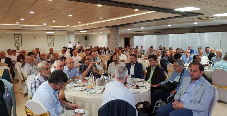 Erbakan Hoca'nın Talebeleri ile Ataşehirde Bayramlaşma…