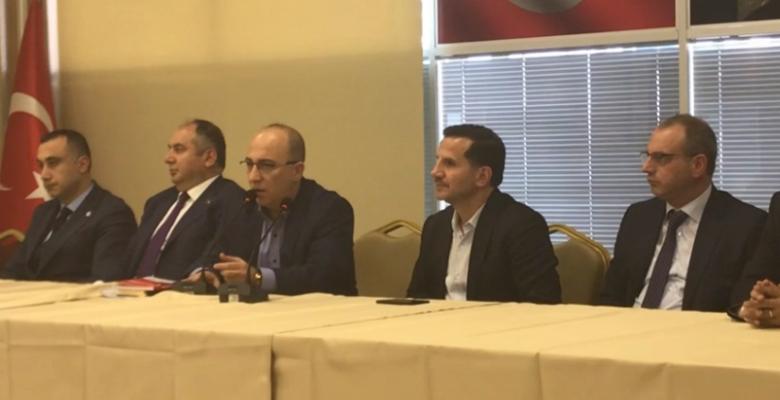 MHP Milletvekili Adayları ; Yedpa Ticaret Merkezi Ziyaret ile Cumhur İttifakına Tam  Destek  Aldı …
