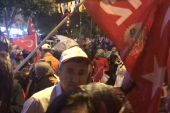 Ataşehirde Halktan  Seçim Çoşkusu ,Kazanan Türkiye Oldu….