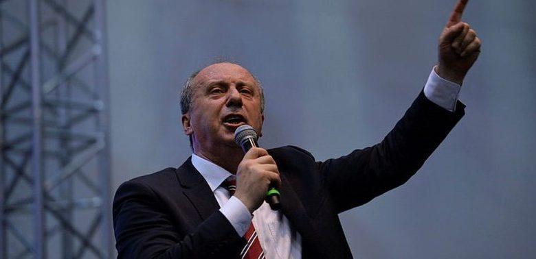 İnce'den Kılıçdaroğlu'na: Yenildiysen geri çekileceksin