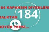184 Kapansın  Haberi Yapanlara , Halktan Büyük Tepki …