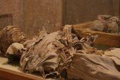 'Mumyalar Müzesi' ziyaretçilerini bekliyor